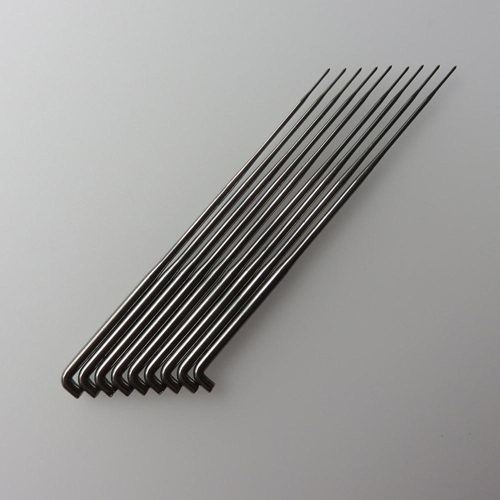 42G Fork felting needles 500 pcs lot for mohair reborn forked needles