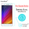 0.3mm Tempered Glass Screen Protector for Xiaomi Mi 5 5s Plus Mi 4 4s 4c 4i Mi 3 2 2s 2A Note Max Redmi Note 3 Pro SE Glass Film
