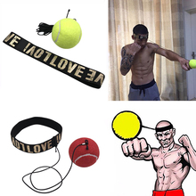 Top Quality Fight Box Boxing Fight Speed Ball Speedball Reflex Speed Training Boxing Punch Muay Thai Exercise New Equipment
