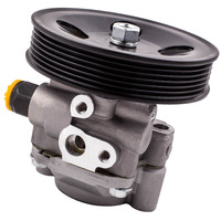Power Steering Pump w/Pulley fit for Toyota Sequoia Tundra V8 4.7L 2000 2007 21 5264 443200C030