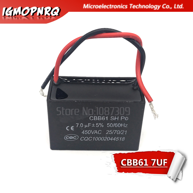 2uF 400V AC MOTOR START CAPACITORS DNA 50 HZ Appliance