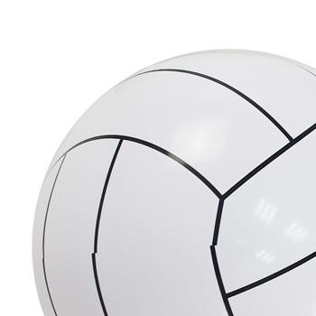 80CM Inflatable Beach Ball Volleyball Inflatable Ball Children's Game Water Toy Ball For Kids Adult Group Game Toys For Children 2