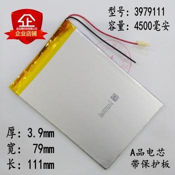 3979111 планшетный ПК батарея 3,7 V литиевая батарея 4000mAh Большая емкость 4080110 Newman P9 general