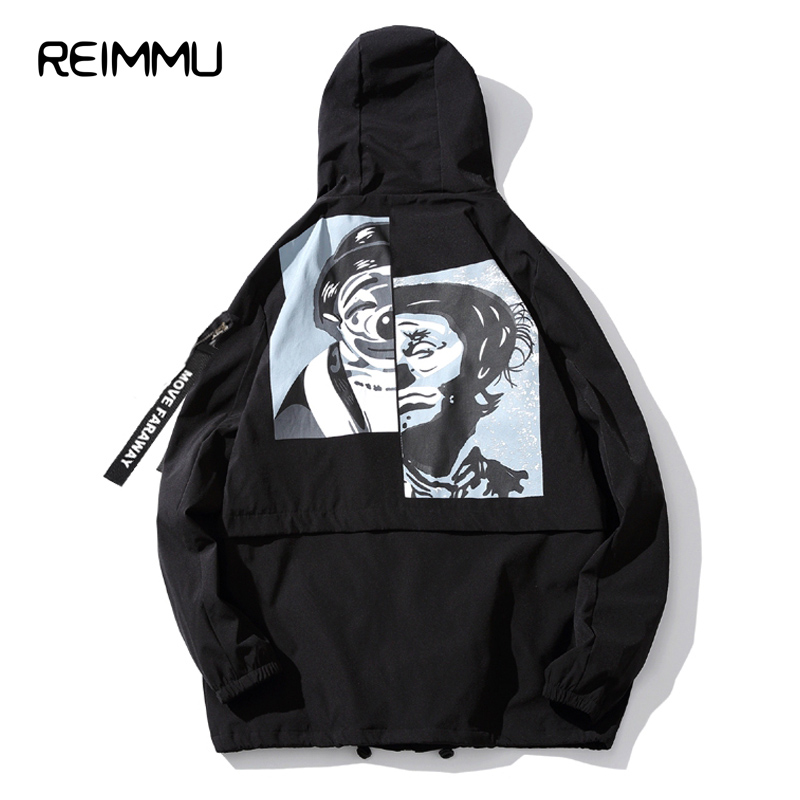 Reimmu 2017 New Arrival Winter Jacket Men Oversized 5XL Mens Winter Jackets Fashion Men Parka Coat Brand Clothing Parka Homme