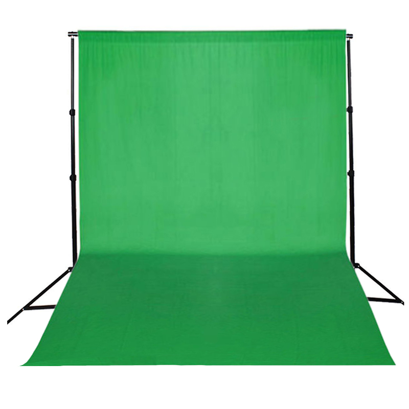 MAHA Hot Photo Green/Black Screen chroma key 10x20ft/3 x 6M Background Backdrop Photographic supon 6 color options screen chroma key 3 x 5m background backdrop cloth for studio photo lighting non woven fabrics backdrop