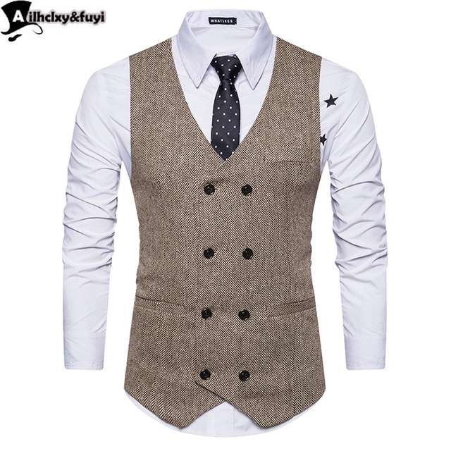 Tweed Vests