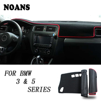 NOANS For BMW E90 E91 E92 E93 F30 F31 F34 E60 E61 F10 F11 F07 3 5 Series Dashmat Dashboard Cover Sun Shade Styling Accessories