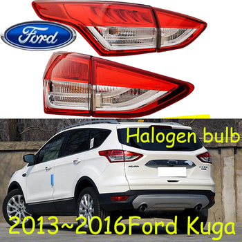 1pcs 2013~2016year tail light for Ford Kuga escape taillight halogen bulb car accessories Taillamp for Escape Kuga fog light