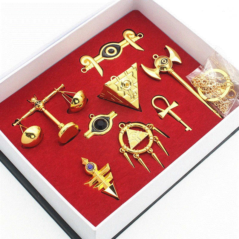 Novelty & Special Use Yu-gi-oh!yugi Muto Millennium Puzzle Millennium Items Costumes & Accessories