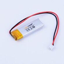 Li-ion para Fone de Ouvido 3.7 V 95 Mah Recarregável Li-polímero Bateria Bluetooth Mp3 e mp5 Mouse Pulseira Relógio de Pulso 301030 031030