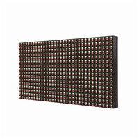 P10 led ekran modülü 32*16 pixe açık su geçirmez RG çift renkli led panel led işareti kurulu açık led ekran billboard