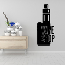 Cartoon vape shop Vinyl Wallpaper Roll Furniture Decorative Nursery Room Decor Waterproof Wall Art Decal