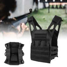 Army Airsoft Tactical Military Molle Combat Assault Plate Carrier Vest Hunting Body Armor Plate Carrier Vest wolf enemy ultralight ballistic plate carrier quick release police swat vest tactical ballistic armor plate carrier vest