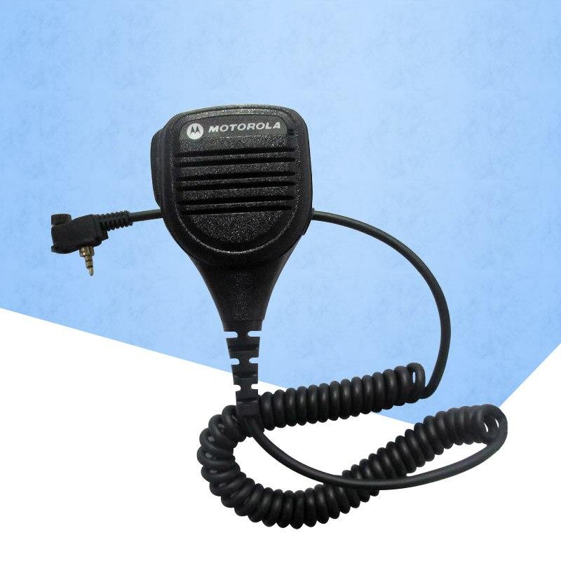 Applies To The Motorola MTP850 Walkie Talkie Microphone