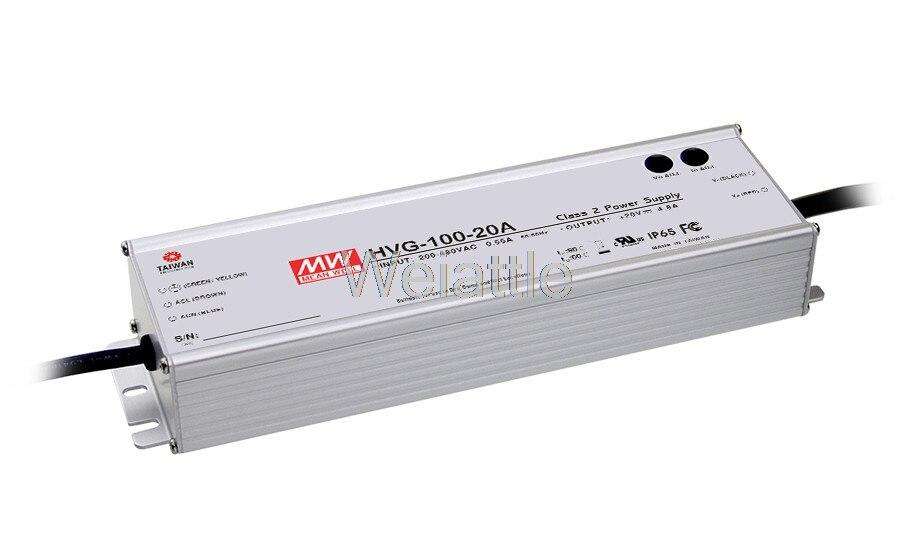 цена на [Cheneng]MEAN WELL original HVG-100-30D 30V 3.2A meanwell HVG-100 30V 96W Single Output LED Driver Power Supply D type