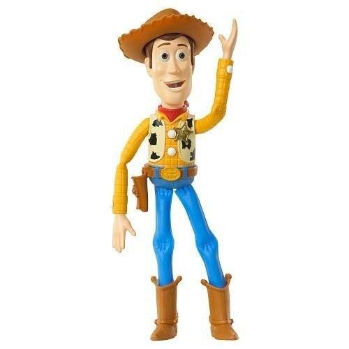 Gran venta 2 unids set ORIGINAL TOY STORY 3 BUZZ LIGHTYEAR + SHERIFF WOODY  alta calidad PVC figura de acción juguetes clásicos Juguetes en Acción y  Figuras ... 29fb1242b0f