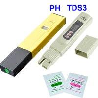Фильтр для воды Ph метр Цифровой тестер Качество воды Чистота TDS тестер электролитические устройства тестирование PH-009 Ia 0.0-14.0pH аквариум