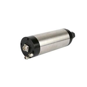 Image 3 - CNC 2200W 수냉 스핀들 모터 220V 2.2KW 80mm ER20 수냉식 스핀들 조각 밀링 머신.