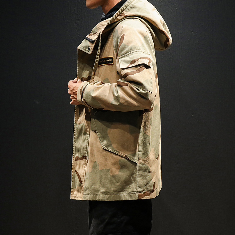 Men Military Camouflage Jacket Army Tactical Clothing Multicam Male Erkek Ceket Windbreakers Fashion Chaquet Safari Hoode Men Military Camouflage Jacket Army Tactical Clothing Multicam Male Erkek Ceket Windbreakers Fashion Chaquet Safari Hoode Jacket 2019 Korean Style Clothes 5XL