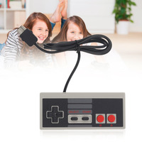 Top Quality Professional Game Controller Gamepad Joystick With 1 8m Extend Cable For NES Classic Edition