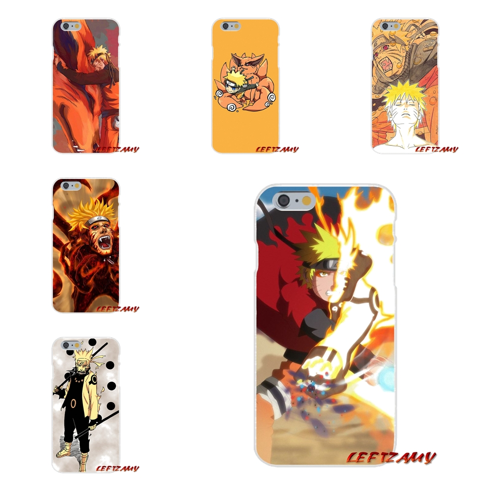 Nine Tailed Demon Fox Naruto Accessories Phone Cases Covers For Samsung Galaxy A3 A5 A7 J1 J2 J3 J5 J7 2015 2016 2017 image