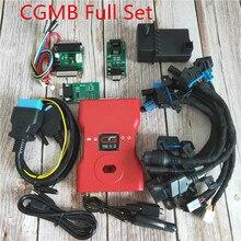 CGDI MB для Benz, поддержка всех ключей, потерянный CGMB с ELV симулятором и адаптером переменного тока и EIS ELV кабели/ELV адаптер для ремонта