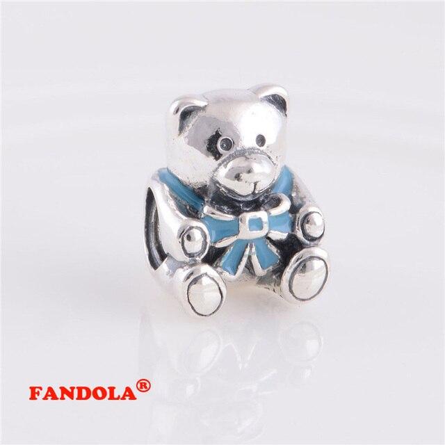 pandora charms oso
