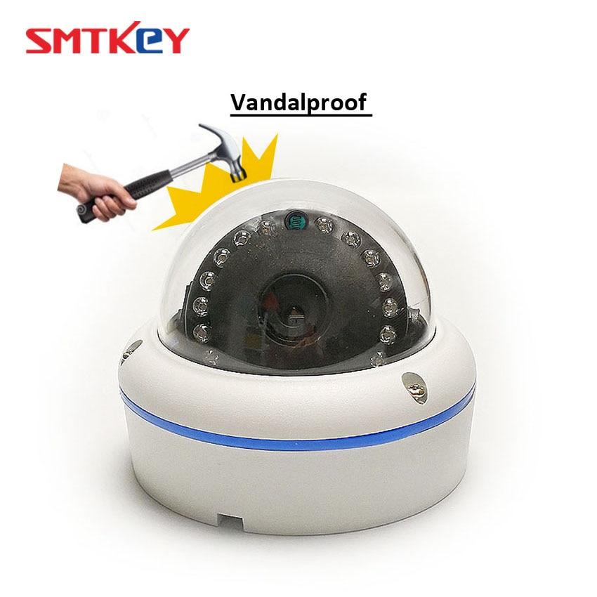 H.264 Onvif 1080P IP Camera Vandalproof Metal Case Waterproof IR Dome 2MP IPCH.264 Onvif 1080P IP Camera Vandalproof Metal Case Waterproof IR Dome 2MP IPC