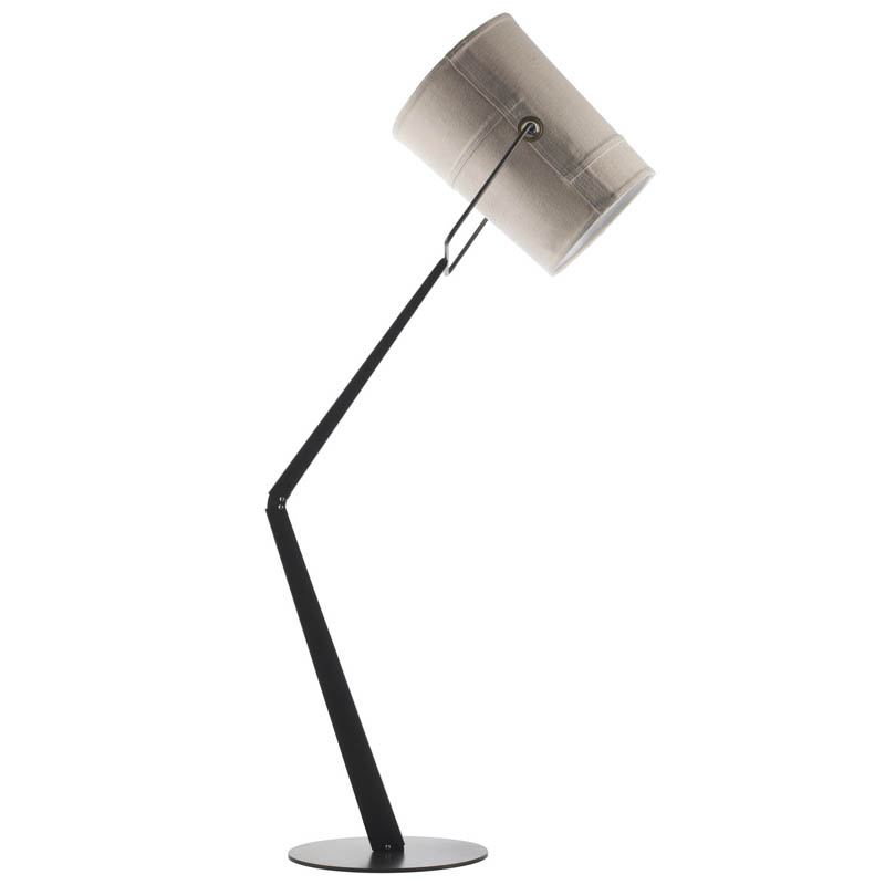 Пост современный Nordic торшер черный, белый цвет пол свет из металла постоянный свет toolery Гостиная Спальня minimalis светильник