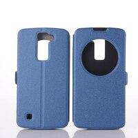 Cover For LG K8 K 8 Lte K350 K 350 350e E LG K350E Case Flip