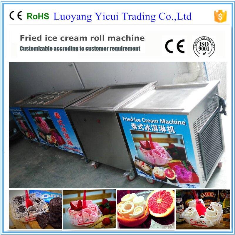 Single-pan fry ice cream machine on sale цены онлайн
