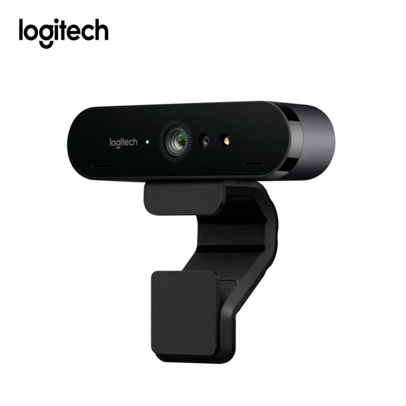 Logitech BRIO C1000e 4K Webcam With Mic For Video Conference Streaming Recording Camera For Computer PC Notebook image