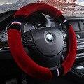 2017 Winter Warm Imitation Fur Steering Wheel  Cover For Car Steering Wheel  38CM 95% Cars Non-slip  omp steering wheel