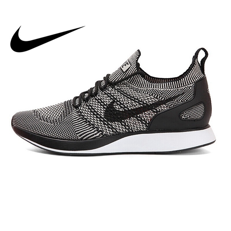 Officiel Original NIKE AIR ZOOM MARIAH FLYKNIT RACER DMX chaussures de course pour hommes baskets de marche en plein AIR baskets confortablesOfficiel Original NIKE AIR ZOOM MARIAH FLYKNIT RACER DMX chaussures de course pour hommes baskets de marche en plein AIR baskets confortables