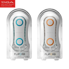 TENGA FLIP(ORB) Bounding Orbs Of Pleasure Male Masturbator For Man Artificial Vagina Real Pussy Sex Cup Sex Toys For Men