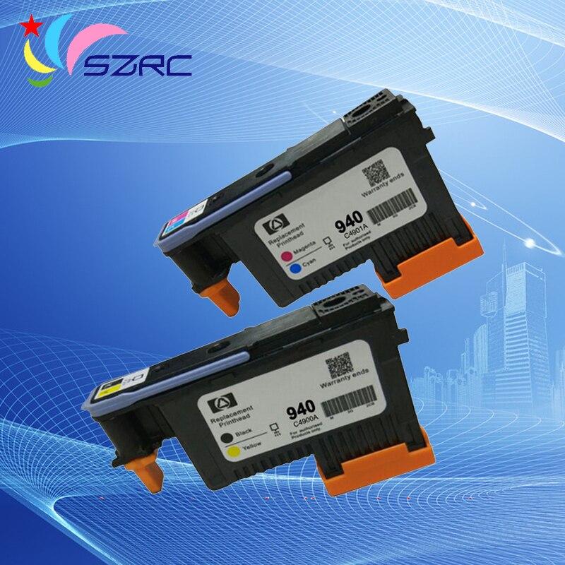 все цены на High Quality C4900A C4901A Print Head compatible For HP 940 8500A 8000 8500 Printhead онлайн