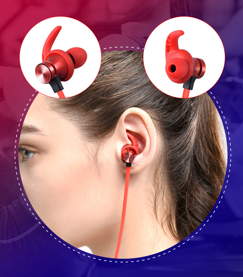 Aimitek XT-22 Magnetic Bluetooth Earbuds-10