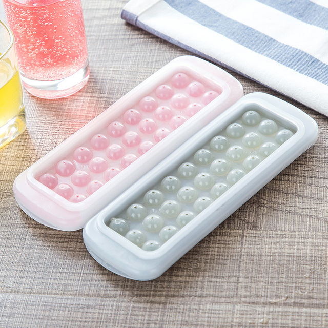 27 Grids Spherical Ice Mold
