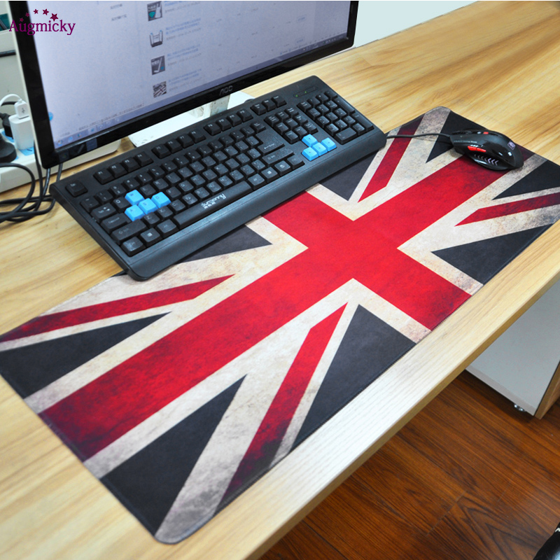 Large 90x40cm Office Mouse Pad Mat Game Gamer Gaming Mousepad Keyboard Compute Anime Desk Cushion for