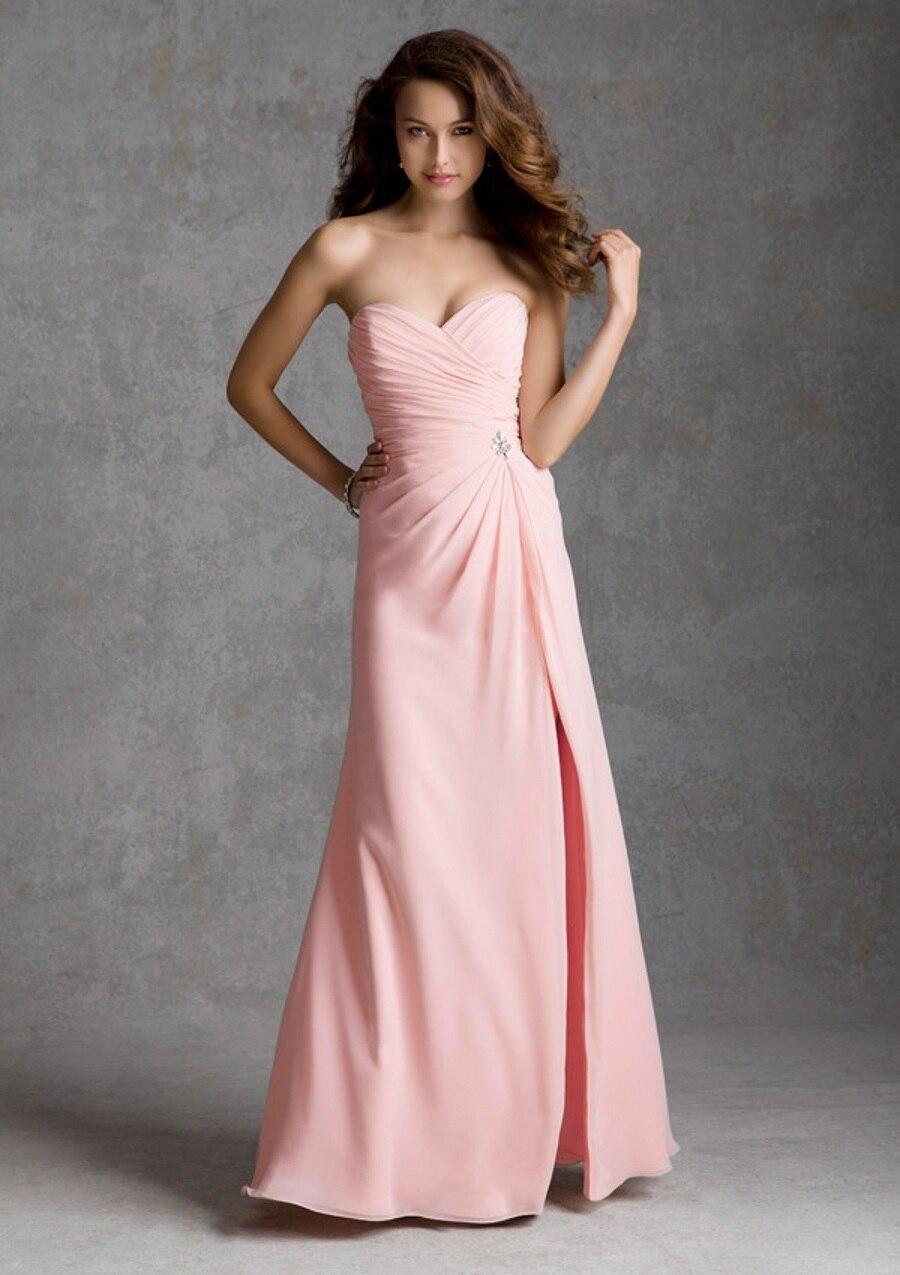 Fantástico 2015 Vestido De La Dama De Honor Galería - Colección de ...