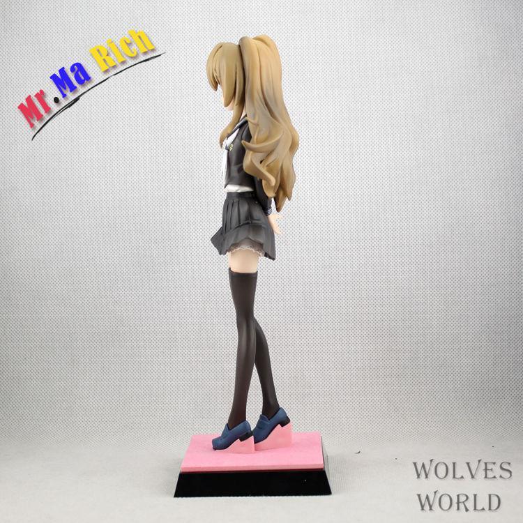 Anime Figurine 25 CM Tiger x Dragon Aisaka Taiga Toradora PVC Action Figure