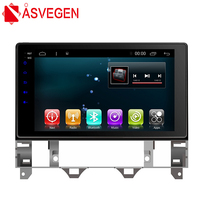 Asvegen 10.2'' Quad Core Android 6.0 Car Auto Stereo GPS Navigation System Multimedia Vedio Player For Mazda Axela Atenza 6 2007