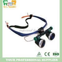 2.5X 3.5X 4X 5X 6X Binocular Headwear Medical magnifying glass Surgical loupes Dental Loupes medical loupes