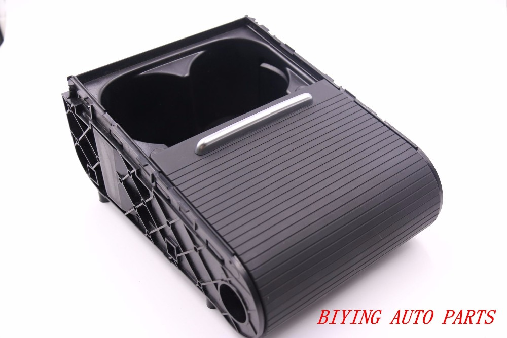 3CD858329A Original Central Console Armrest Louver Cup Drink Holder For VW Passat B6 B7 CC 3CD 858 329A in Auto Fastener Clip from Automobiles Motorcycles