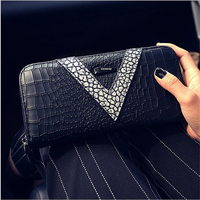 Ms Wallet Female Long Section Of The New Zipper Wallet Fashion Wallet Women Wallet Card Hand