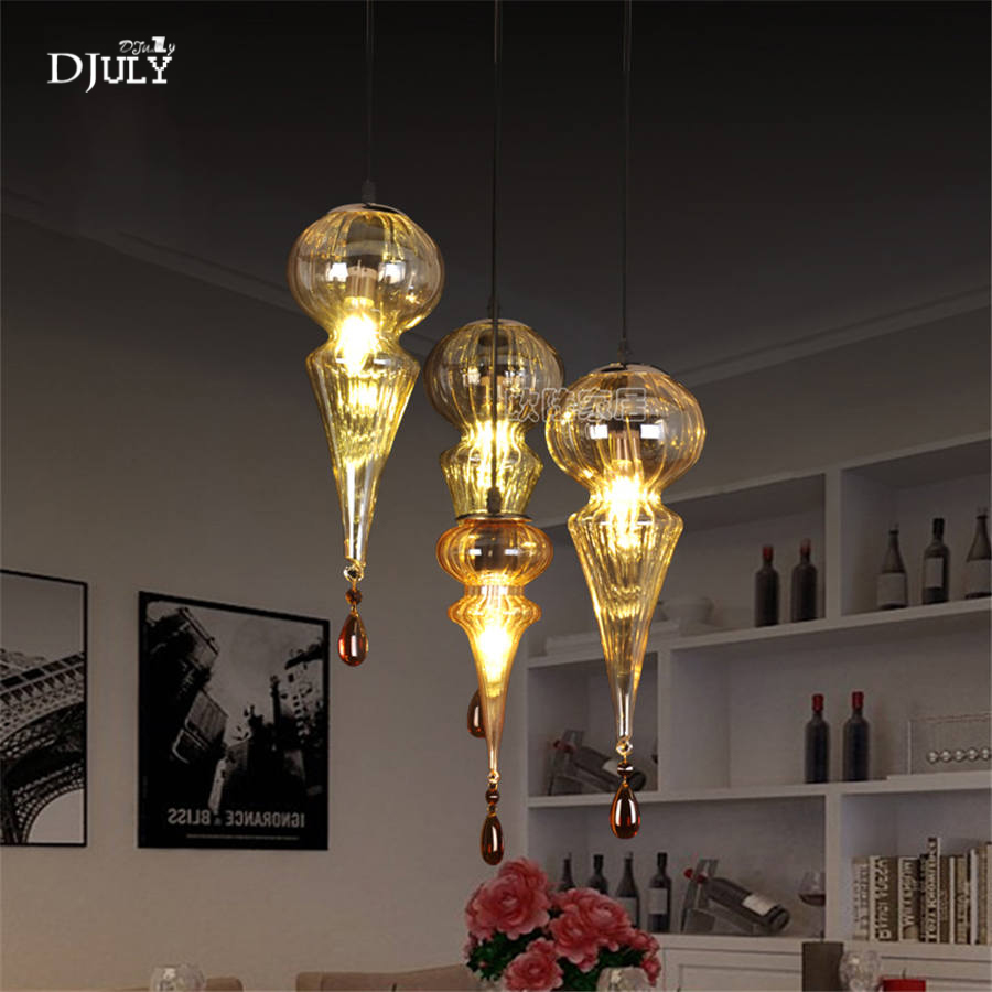 nordic Water droplets galss pendant light luxury living room lights dining room kitchen bar hanging lamp led e27 home decorationnordic Water droplets galss pendant light luxury living room lights dining room kitchen bar hanging lamp led e27 home decoration