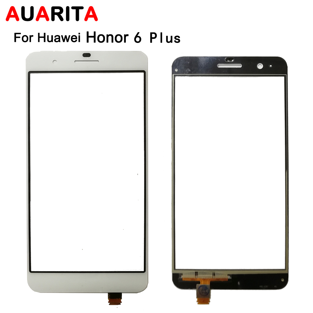 US $9 49 5% OFF|AAA quality touch panel screen For Huawei Honor 6 6 plus  6plus front outer glass sensor Touch Screen Digitizer replacement parts-in