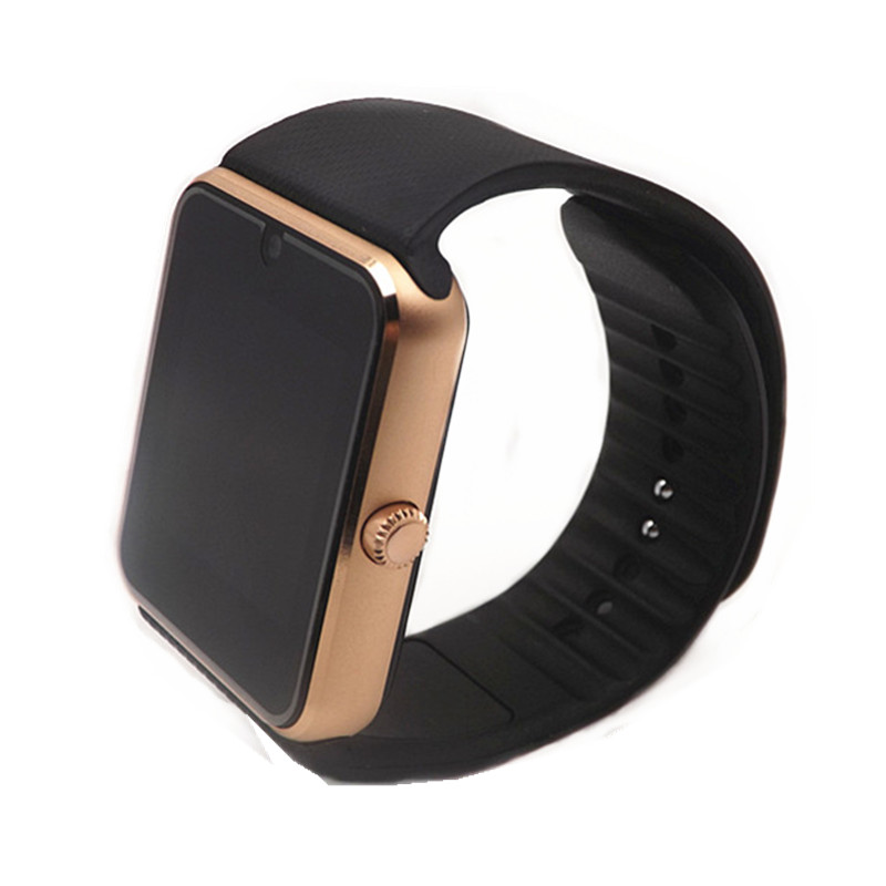 Bluetooth Smart Watch GT08 Android font b SmartWatch b font with Passometer SIM Card Camera MP3