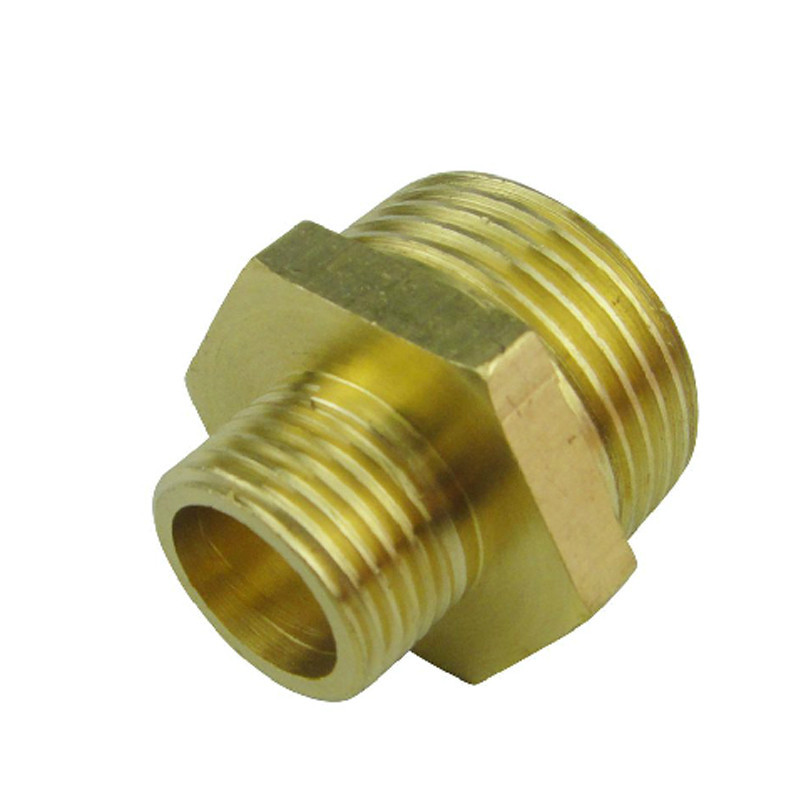 1 inch garden hose. Brass 1 Inch To 1/2 Male Connectors Hom Garden Hose Pipe Adapter Fitting Connector -in Water From Home \u0026 On Aliexpress.com