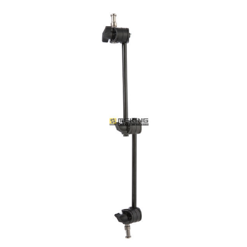 Photo Studio Two-section Adjustable Articulated Arm Sliding Stand Extension Pole